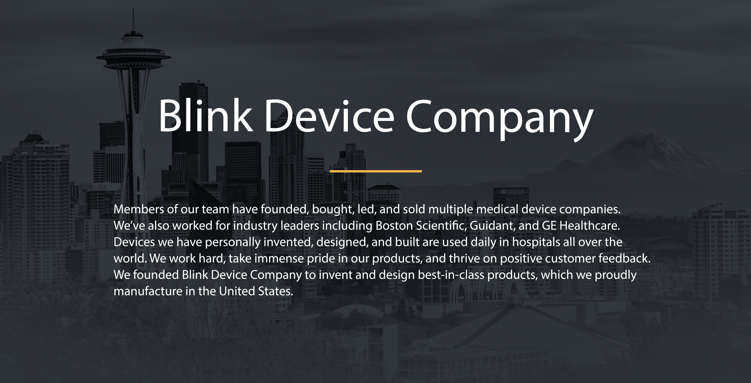 Blink Device Company